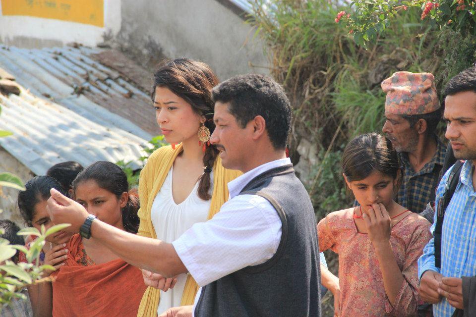 Ishani Shrestha Langtang