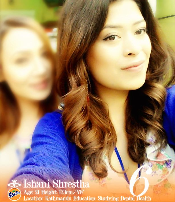 Ishani Shrestha Miss Nepal 2013