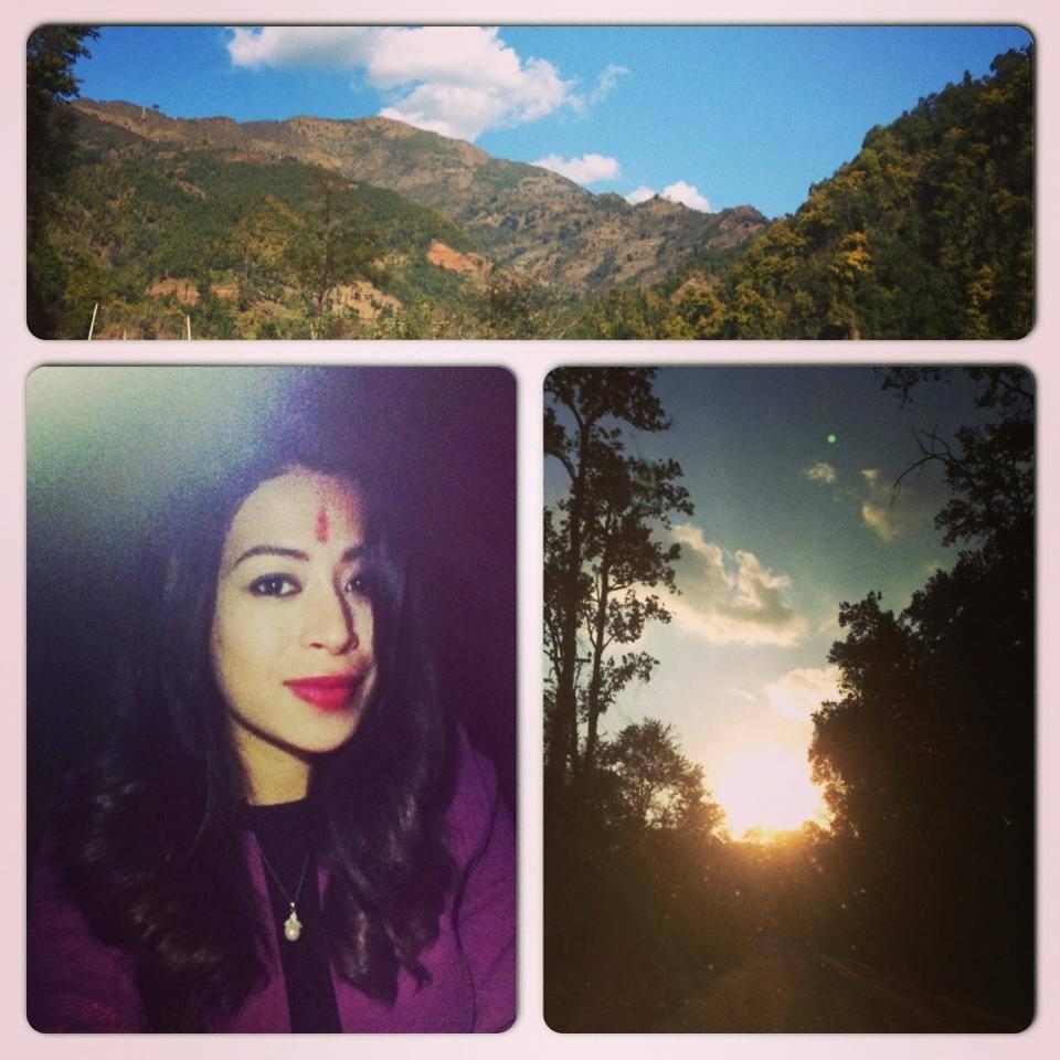 Ishani's photo update from Amaltari (17.02.2013)