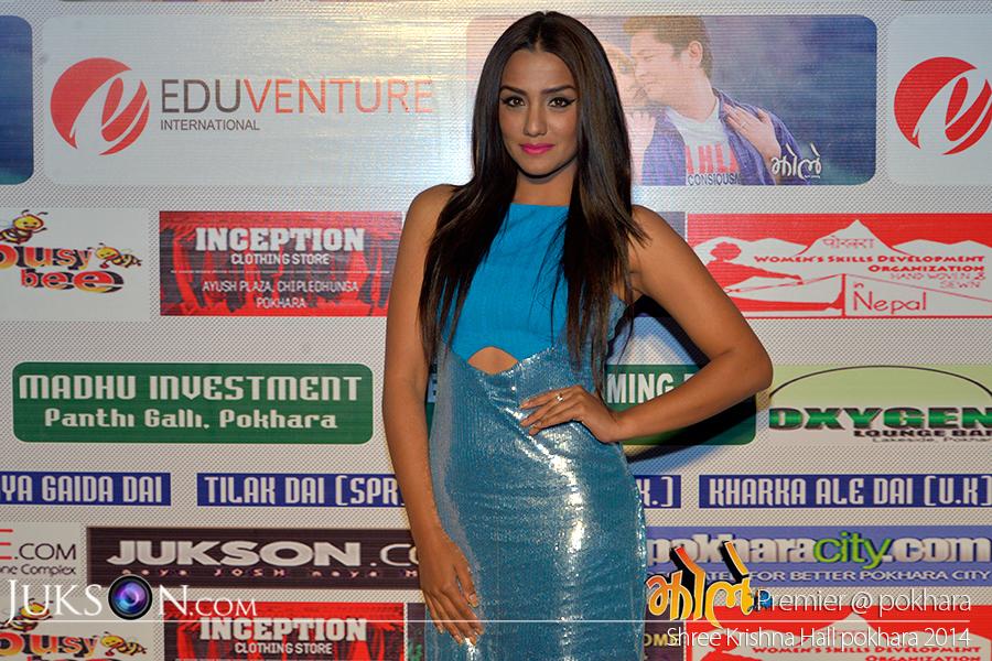 Priyanka! Stunning in SUBEXYA by Subexya Bhadel.