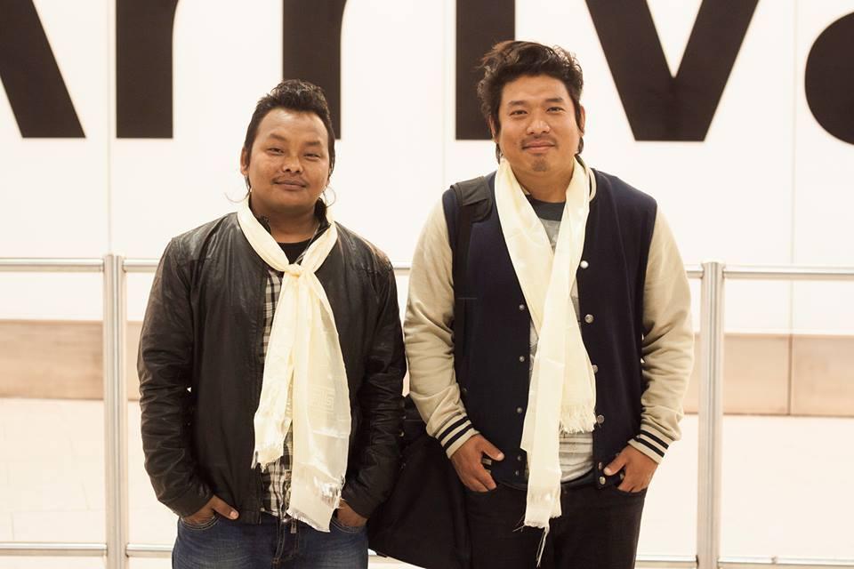 Jeewan Gurung UK Arrival 3