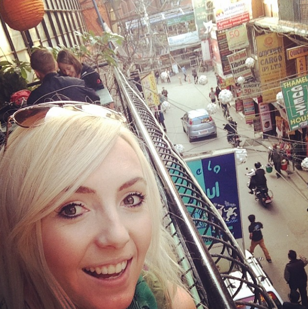 So crazy!! Caption and Photo by Jessica Nigri (Instagram)