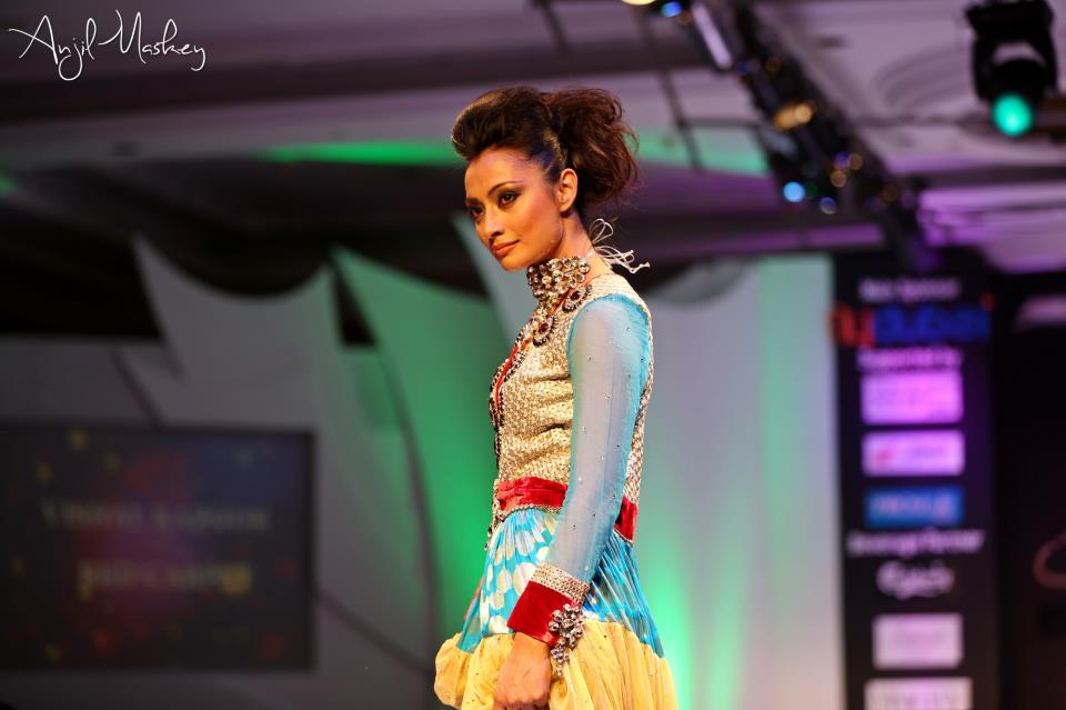 Jharana Bajracharya Nepal Fashion Week (6)