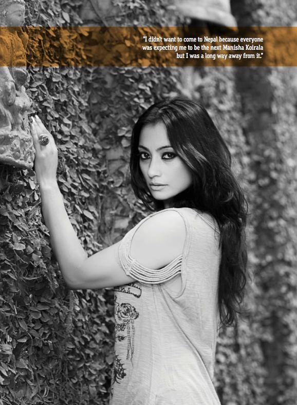 Jharana Bajracharya for TNM Magazine
