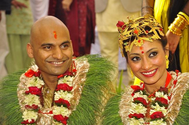 Jharana and Rahul