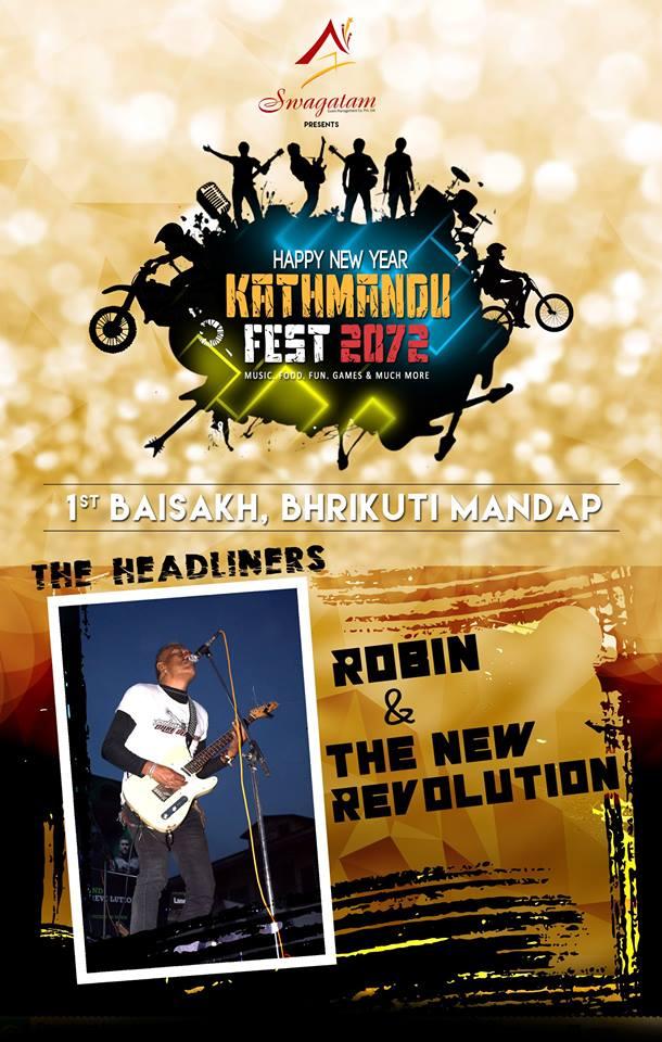 Kathmandu-Fest-2072-ROBIN-THE-NEW-REVOLUTION