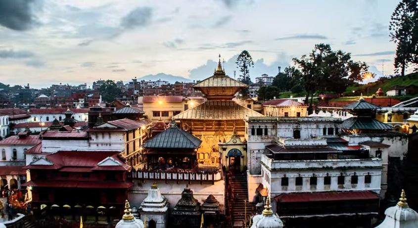 Kathmandu-Timelapse-Video