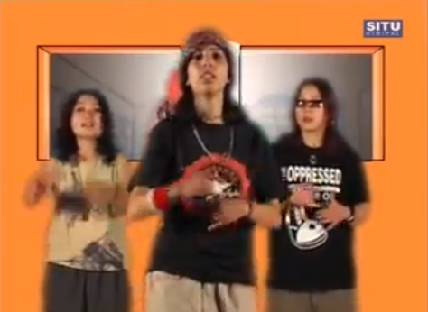 Nepali Female Rap Group KEWA - LOOSER