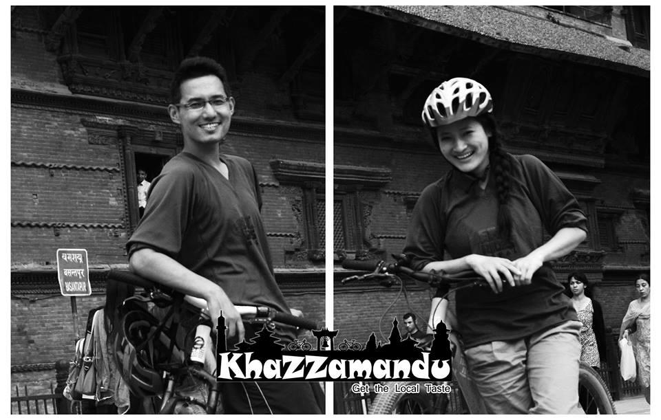 Khazza Hunters - Sarah and Alok