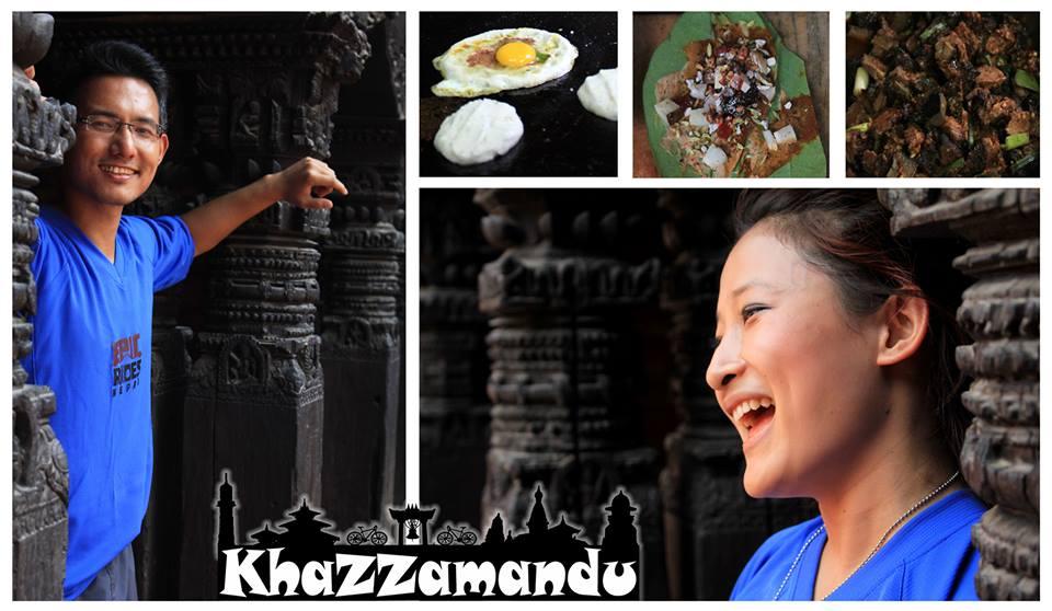 Khazzamandu - Every Sunday at 8.30PM
