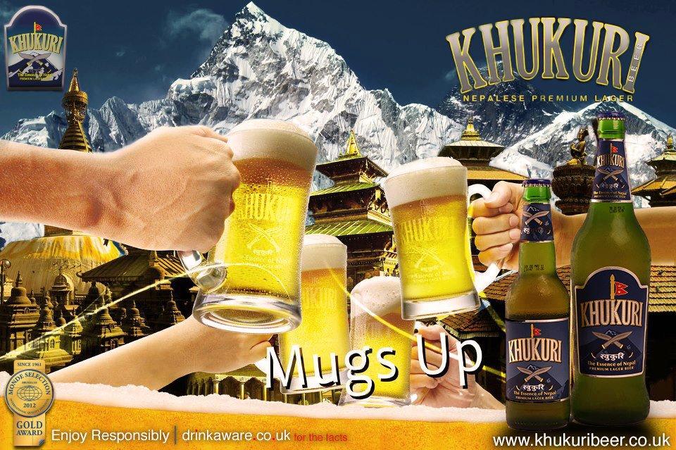 Khukuri Beer 1