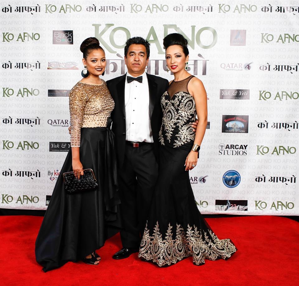 Ko-Afno-Nepali-Film-Los-Angeles-Richa-Sharma