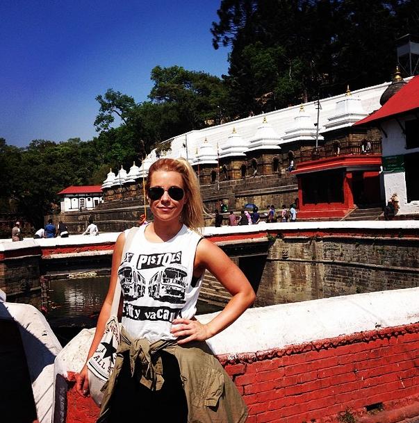 Instagram: Krista Siegfrids