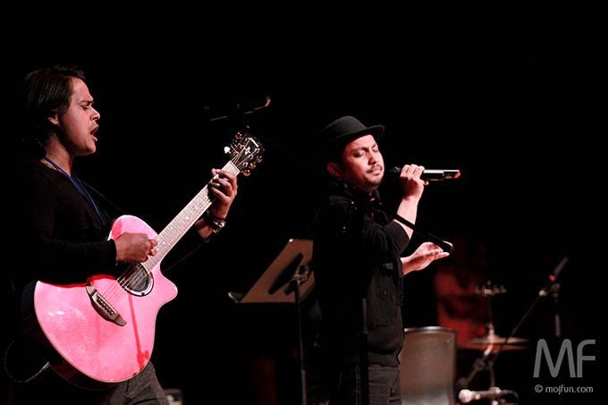 The voice Hemant Rana and band. Photo: MojFun.com