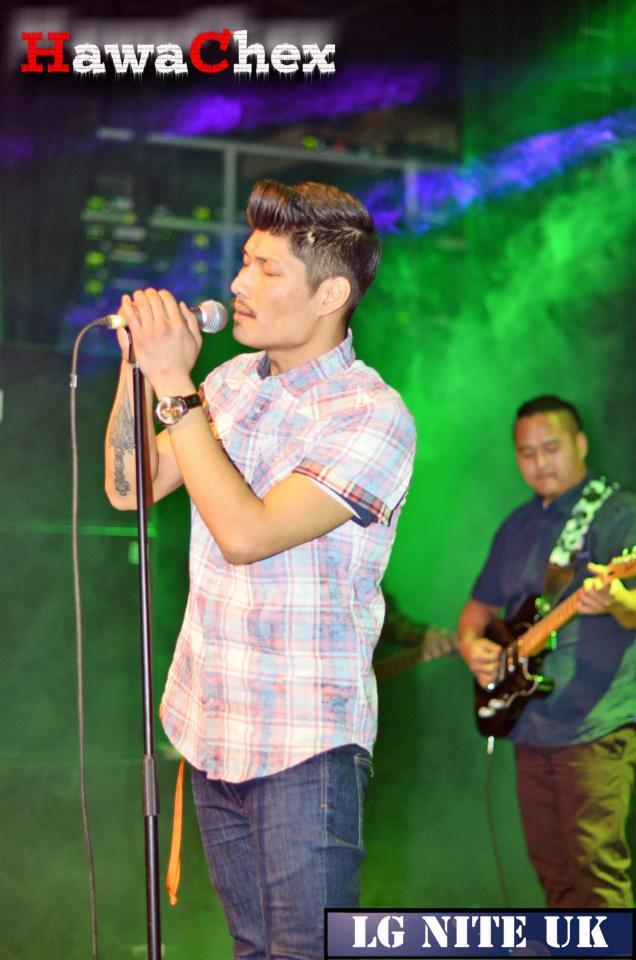 Nabin Gurung from JPT Rockers