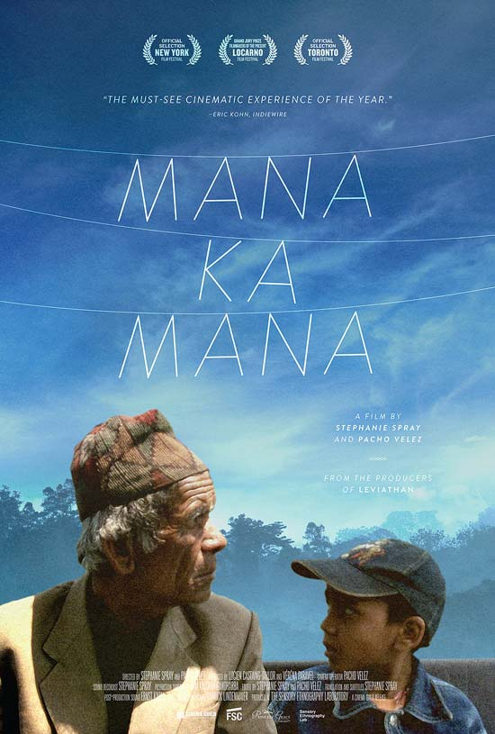 MANAKAMANA-Documentary