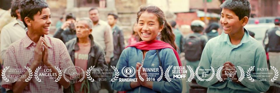 Veemsen Lama's Award Winning Short-Film MAYA