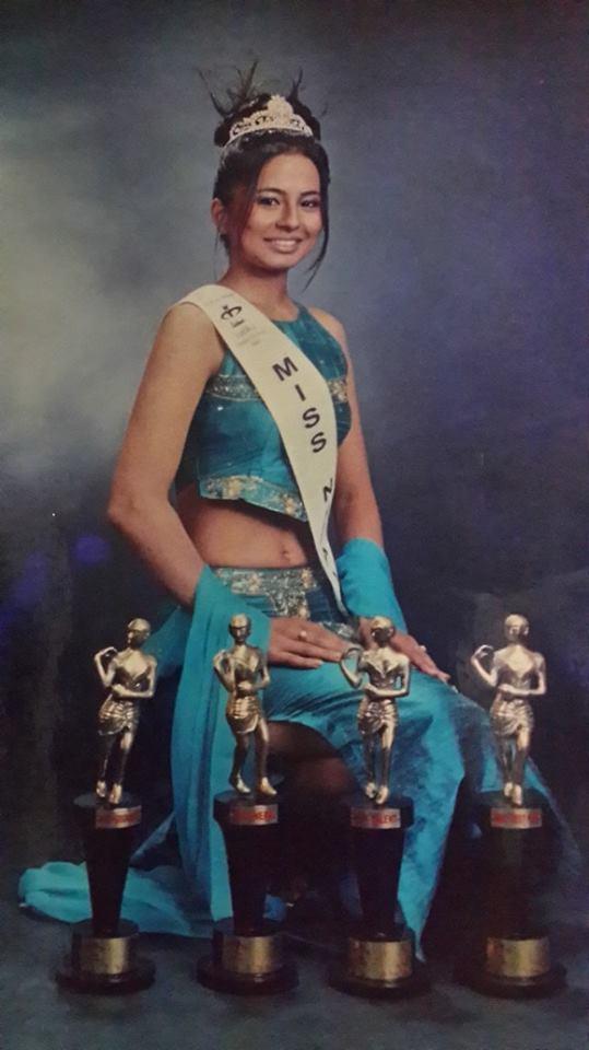 Miss Nepal 2002