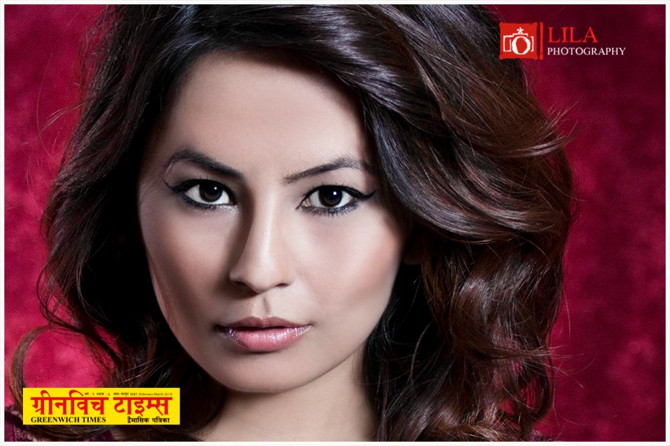 Malvika Subba - Chief Choreographer of Miss Nepal US 2013
