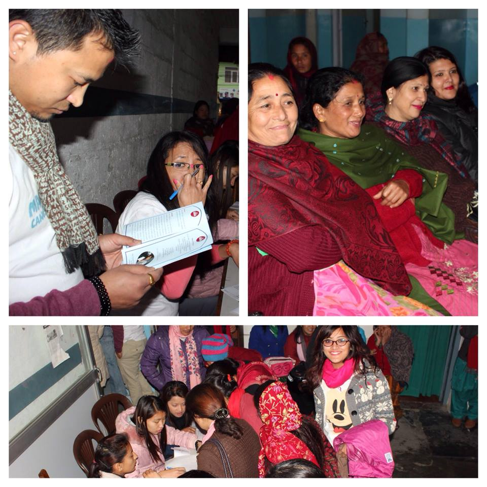 Maya Outreach Screening Pokhara 3
