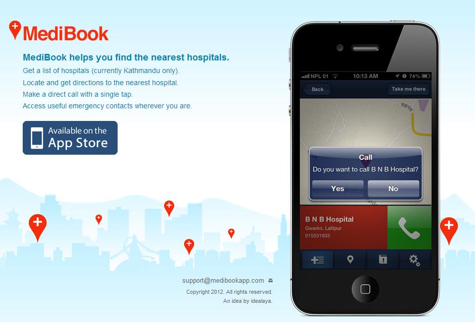 MediBook App