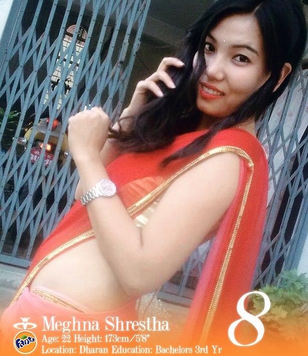 Meghna Shrestha Miss Nepal 2013