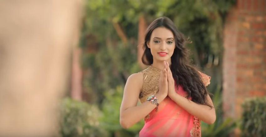 Miss Earth India 2015 Aaital Khosla