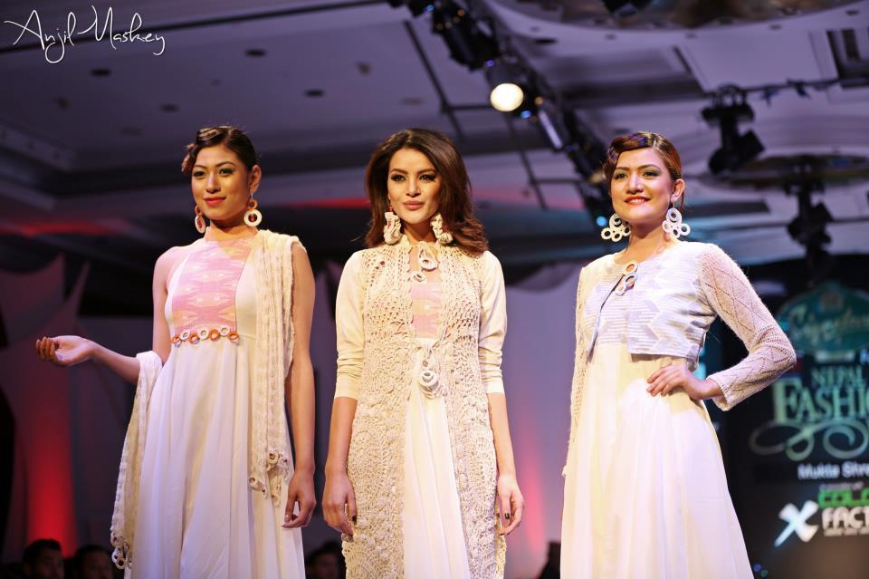 Miss Nepal 2012 Team