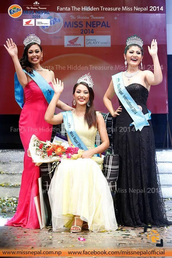 Miss-Nepal-2014