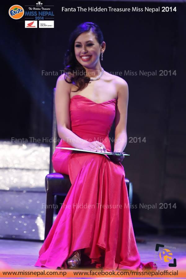 Prinsha Shrestha.