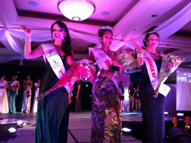 Miss Nepal US 2011 Winners