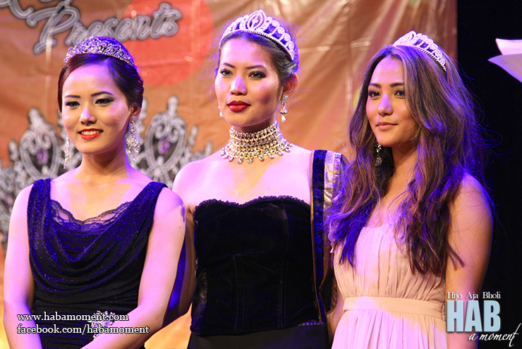 Miss UK Nepal 2012 Winners