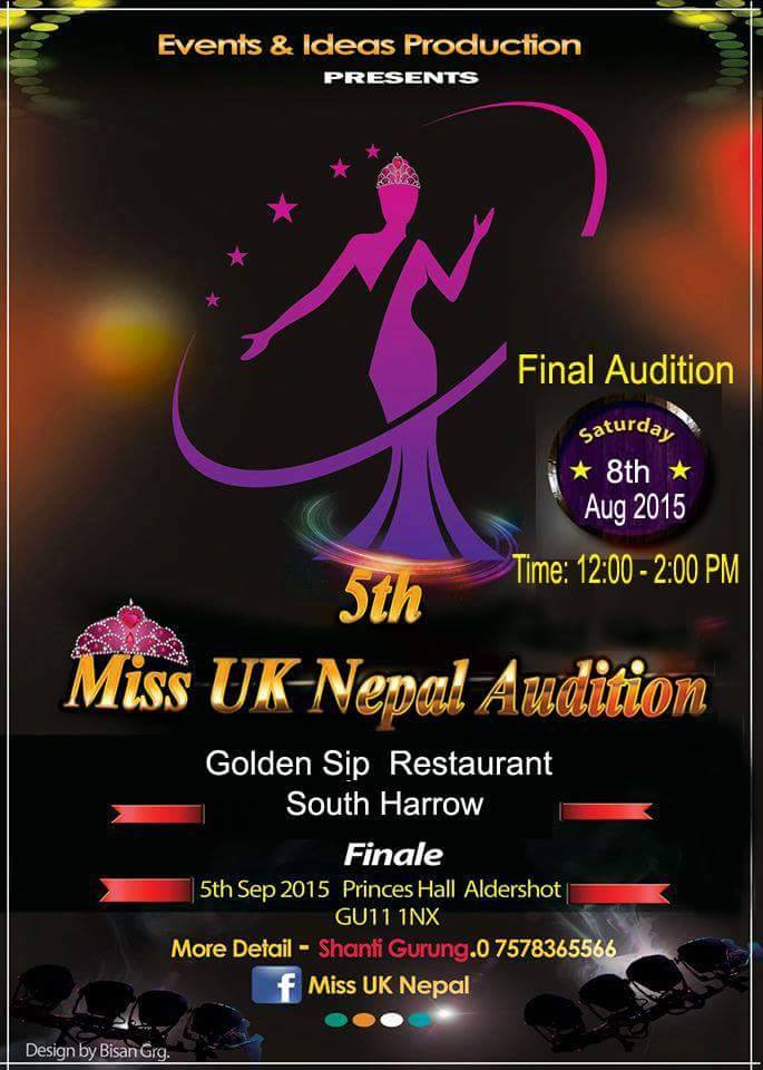 Miss-UK-Nepal-Audition