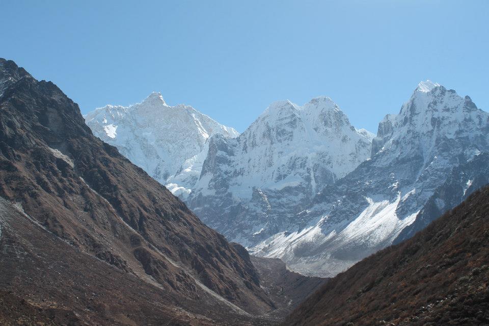 Mount Khumbhakarna AKA Mount Jannu
