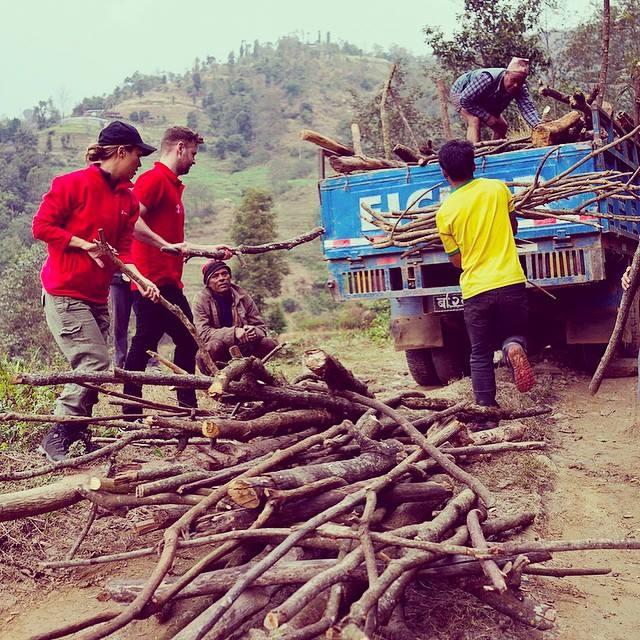 Myleene-Klass-Nuwakot-Nepal-2
