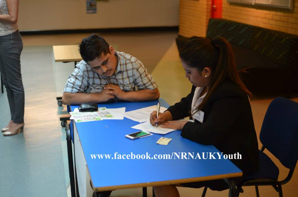 NRNA UK Youth Council Career Event 2