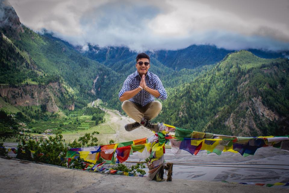 Namaste-Jump-Pose