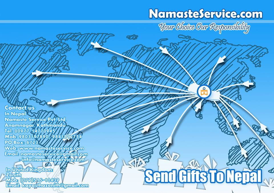Namaste Service Gifts