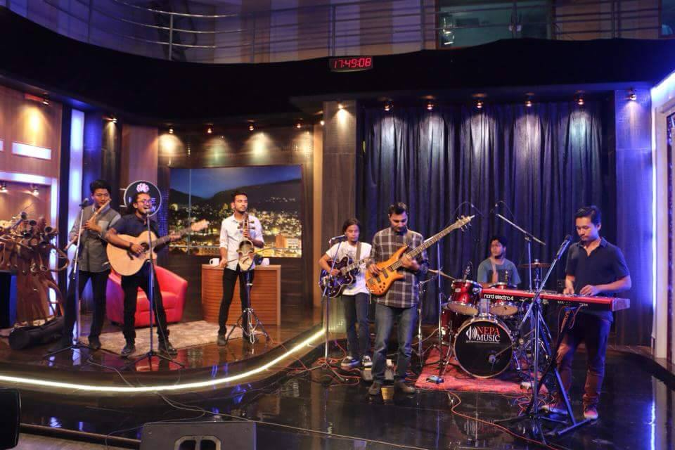 Rohit John Chettri and His Band