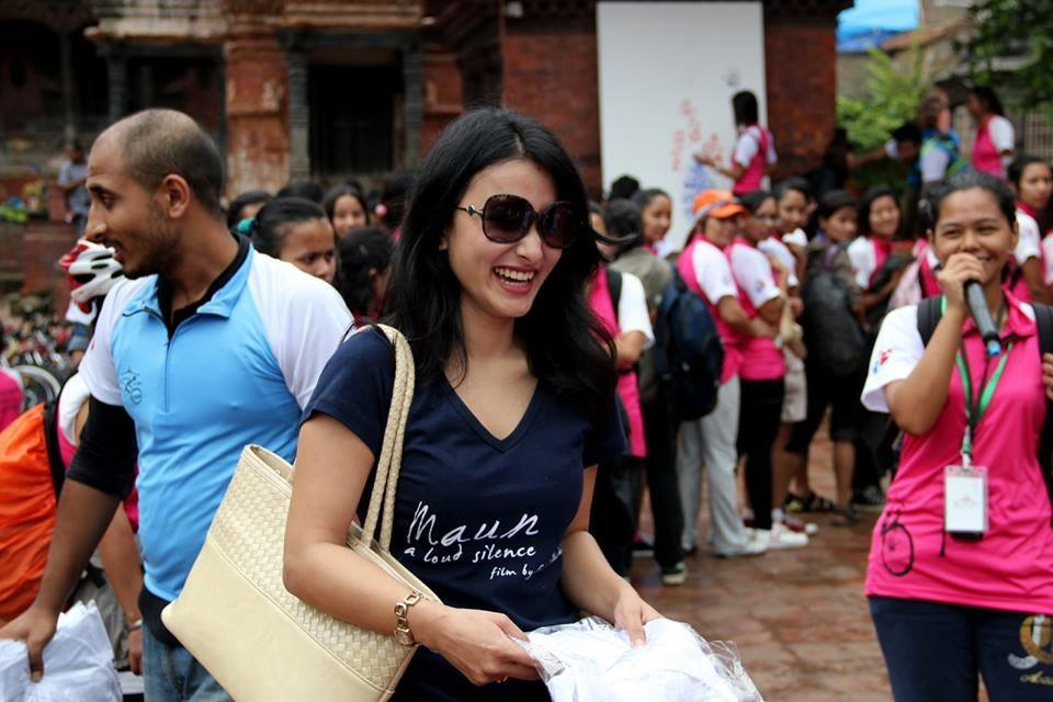 Namrata-Shrestha-Cycling-Rally5