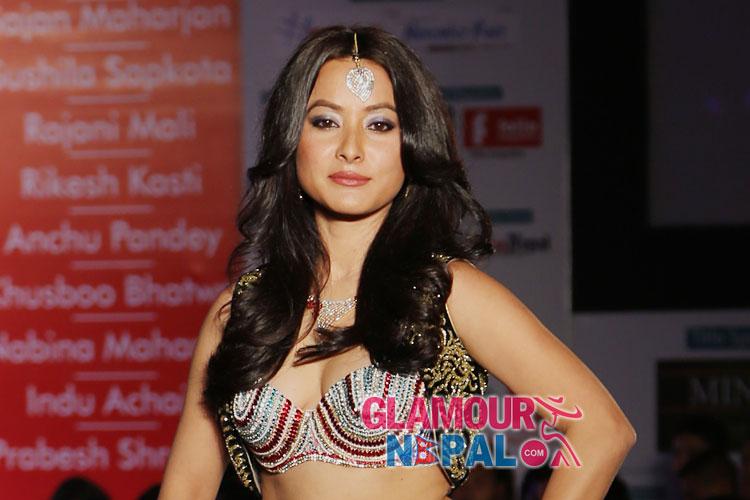 Namrata Shrestha Designer Contest 2014 A