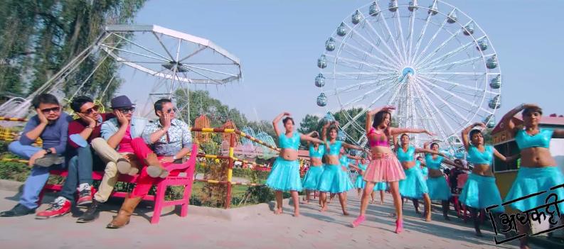 Namrata-Shrestha-Hey-Song-1