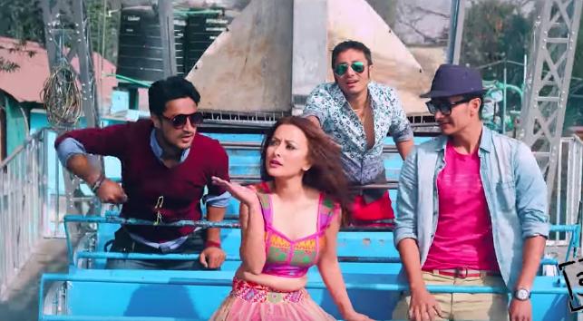 Namrata-Shrestha-Hey-Song-2
