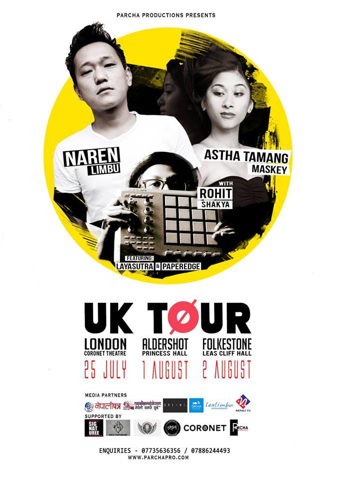 Naren-Limbu-Astha-Tamang-Maskey-Rohit-Shakya-UK-Tour