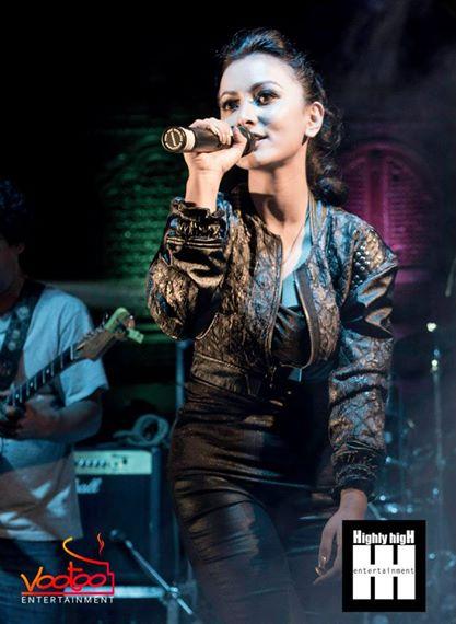 Introducing - Namrata Shrestha The Singer!