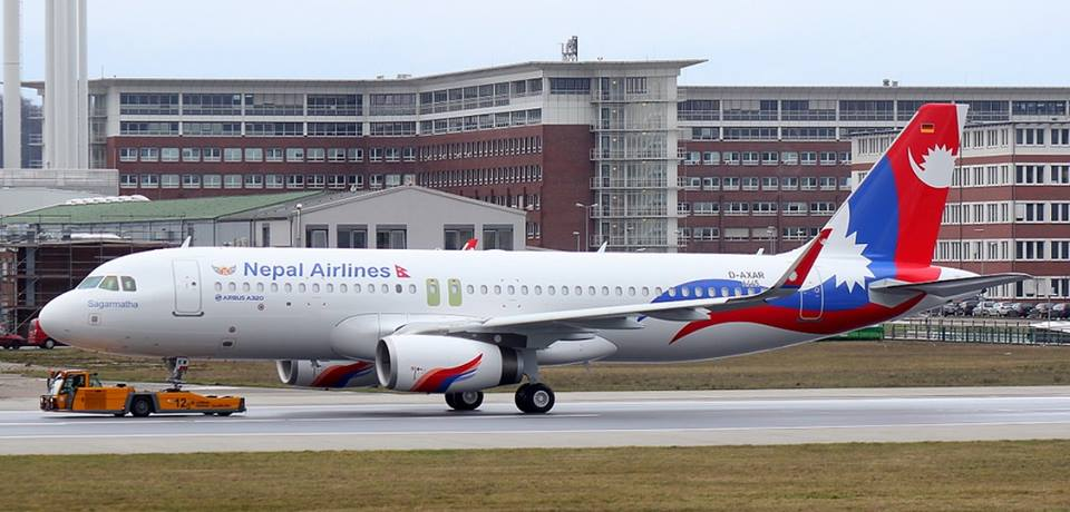 Nepal-Airlines-A320