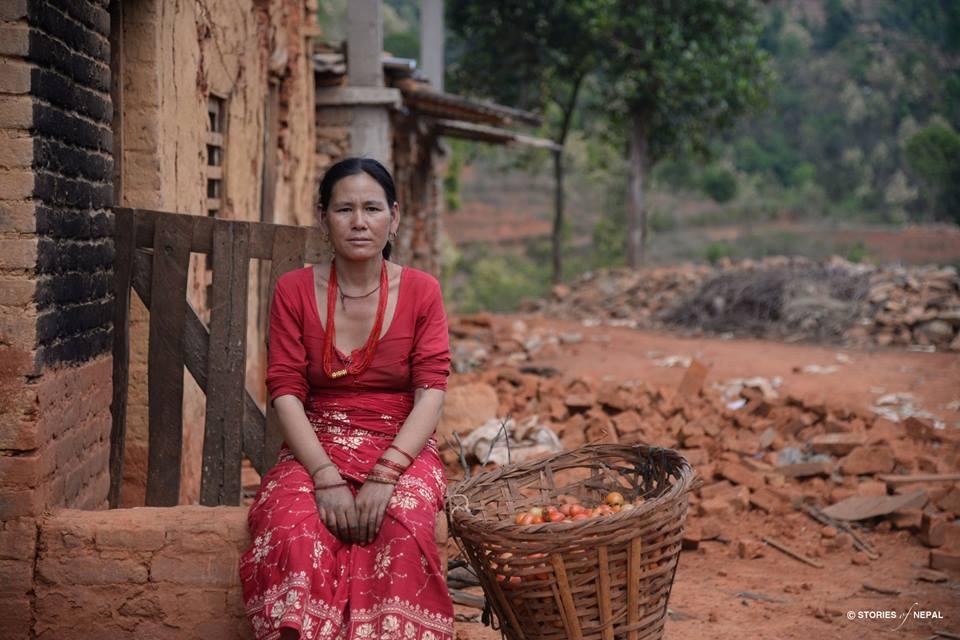 Nepal-Earthquake-Mina-Tamang