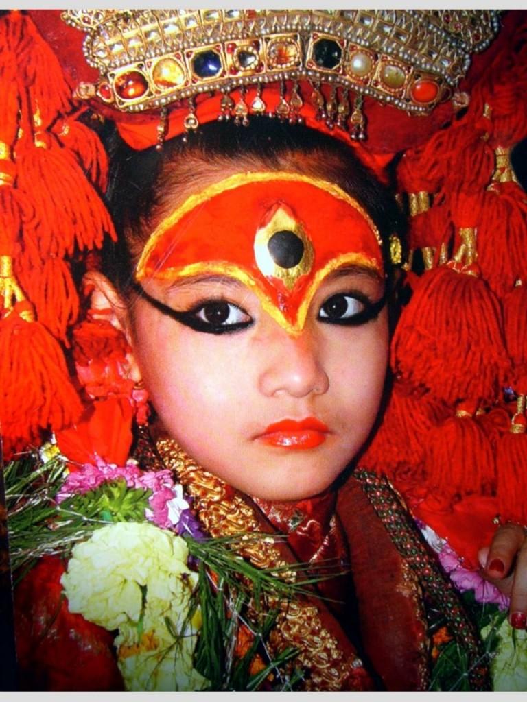 Nepals Living Goddess - Kumari