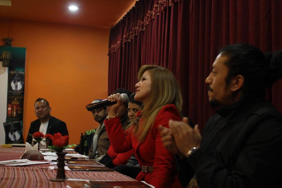 Photos from NMF Press Meet