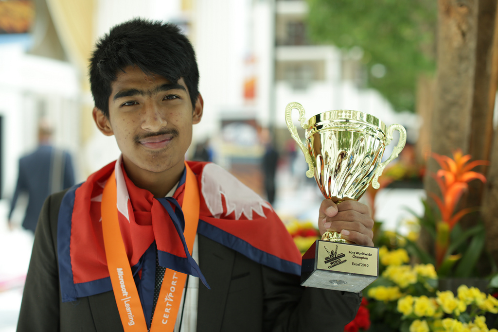 Nepal_Excel_winner_Himal_Shrestha
